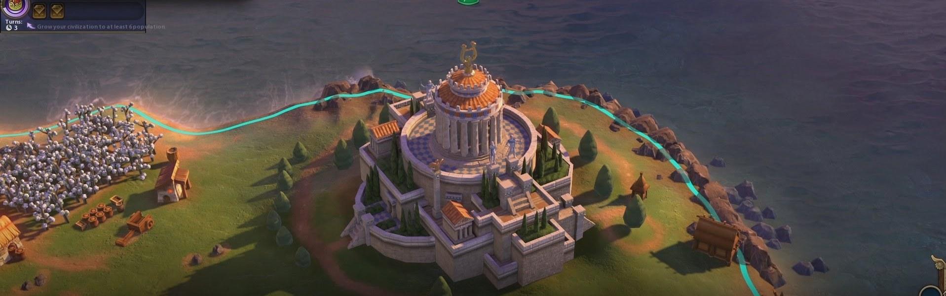 Sid Meier's Civilization VI - Aztec Civilization Pack (DLC) Steam Key EUROPE