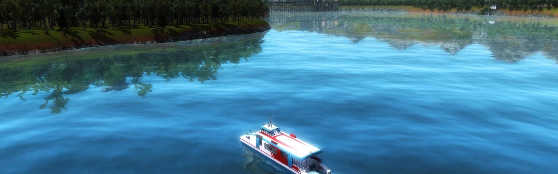 Cities in Motion 2 - Wending Waterbuses (DLC) Steam Key GLOBAL