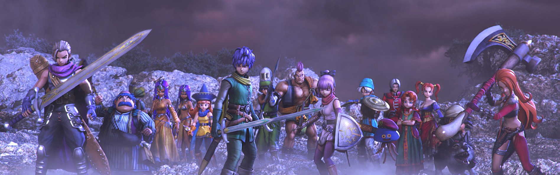 Dragon Quest Heroes II (Explorer's Edition) Steam Key GLOBAL