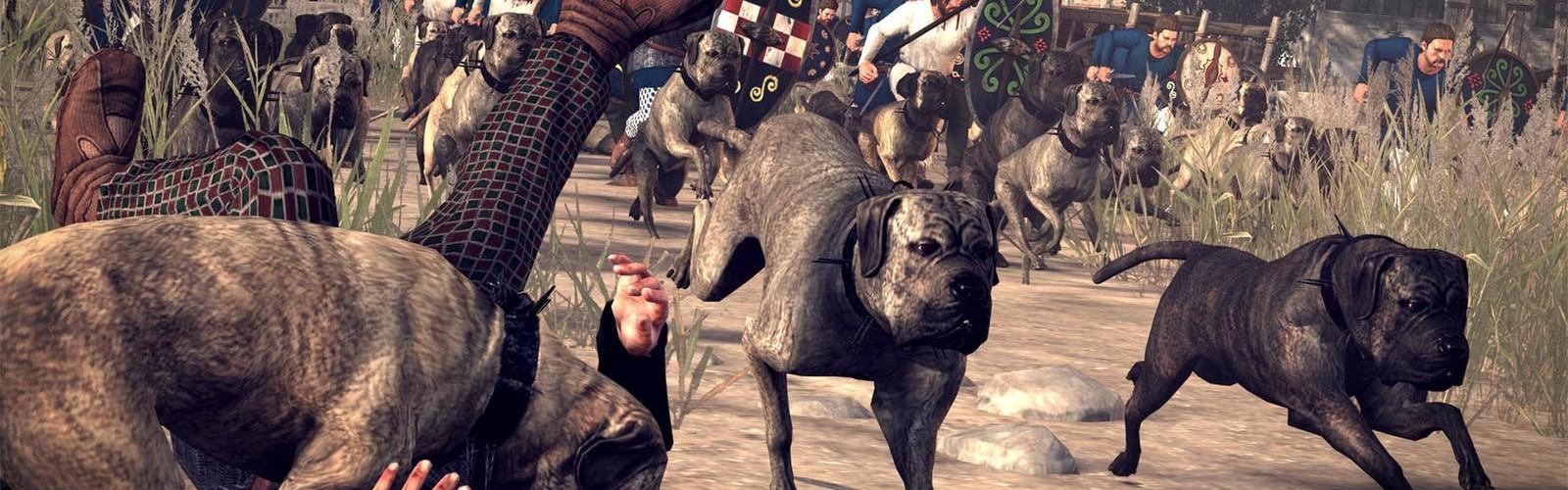 Total War: ROME II - Beasts of War (DLC) Steam Key EUROPE