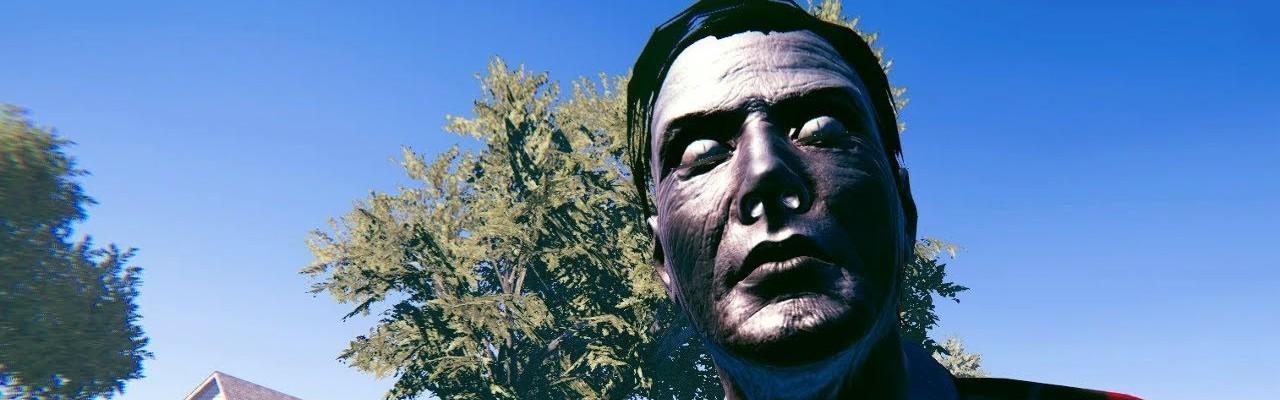 John, The Zombie Steam Key GLOBAL