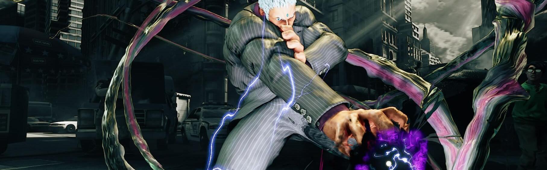 Street Fighter V - Season 1 Character Pass (DLC) Steam Key GLOBAL