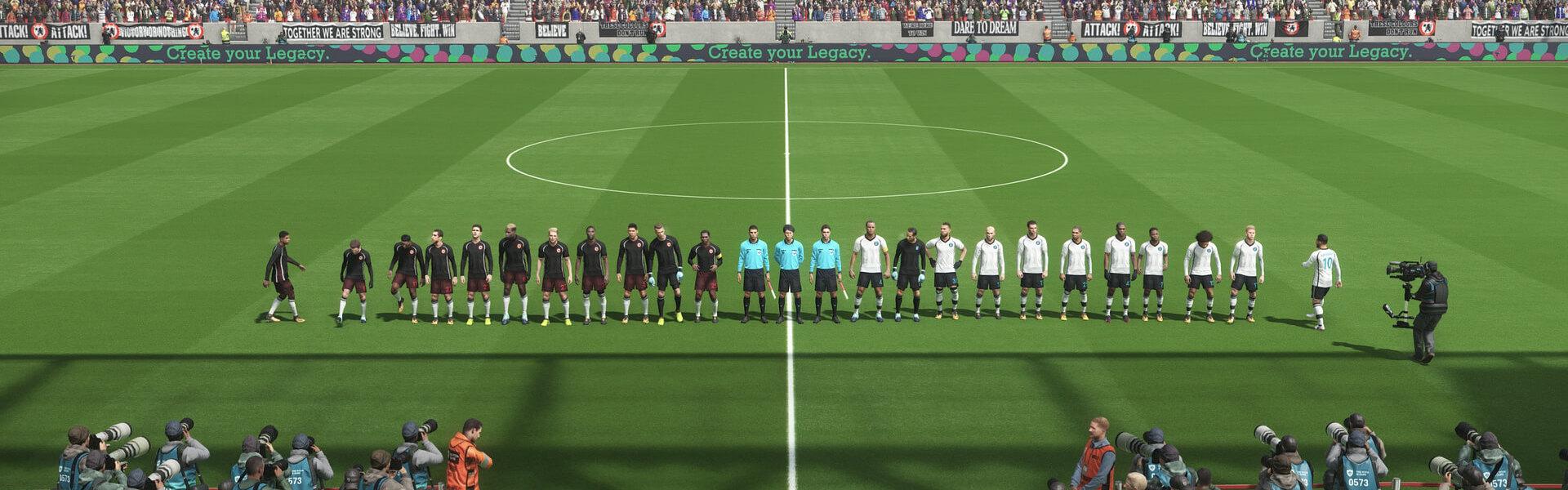 Pro Evolution Soccer 2018 Premium Edition Steam Key EUROPE