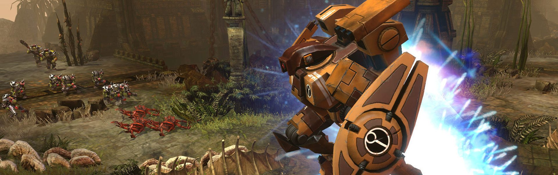 Warhammer 40,000: Dawn of War II - Retribution - Last Stand Tau Commander (DLC) Steam Key GLOBAL