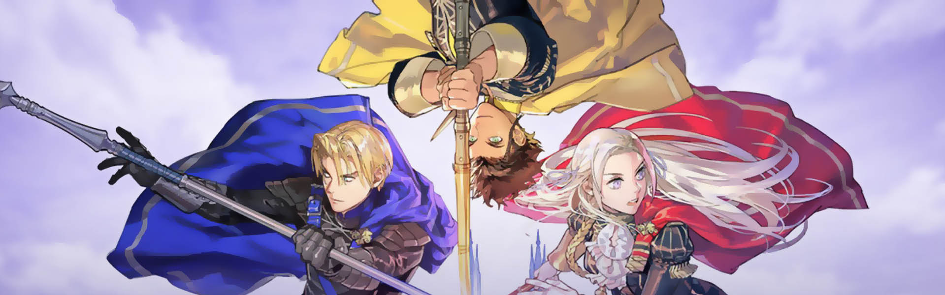 Fire Emblem: Three Houses (Nintendo Switch) eShop Clave EUROPA