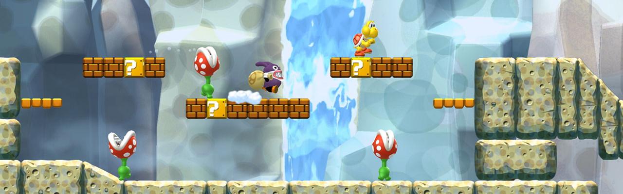 New Super Mario Bros. U Deluxe (Nintendo Switch) eShop Key EUROPE