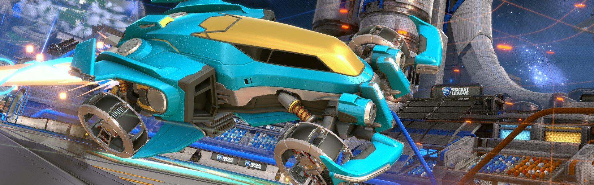 Rocket League - Vulcan (DLC) Steam Key GLOBAL