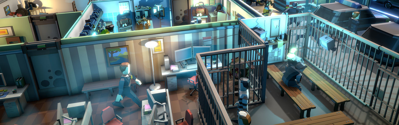 Rescue HQ: The Tycoon Steam Key GLOBAL