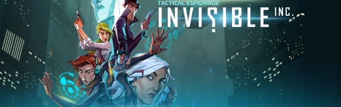 Invisible Inc. Gog.com Key GLOBAL