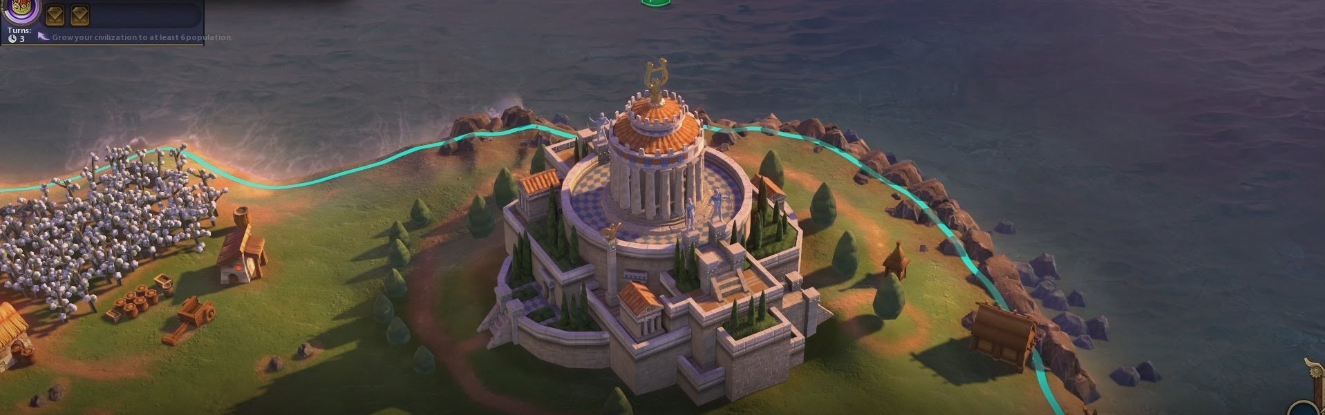 Sid Meier's Civilization VI Digital Deluxe Edition Steam Key UNITED STATES