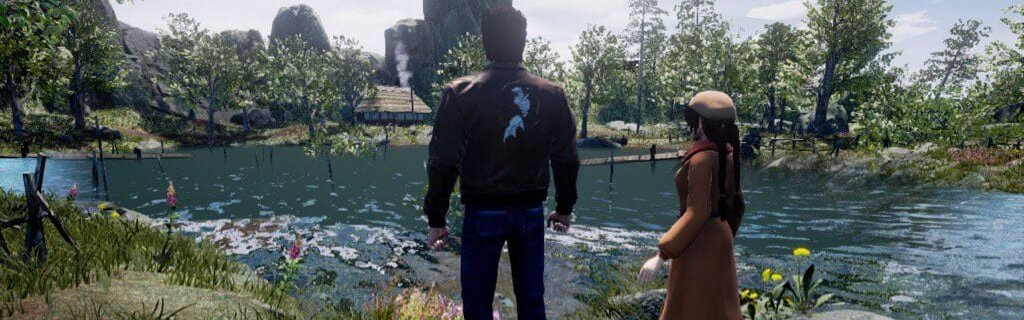 Shenmue III Epic Games Key EUROPE