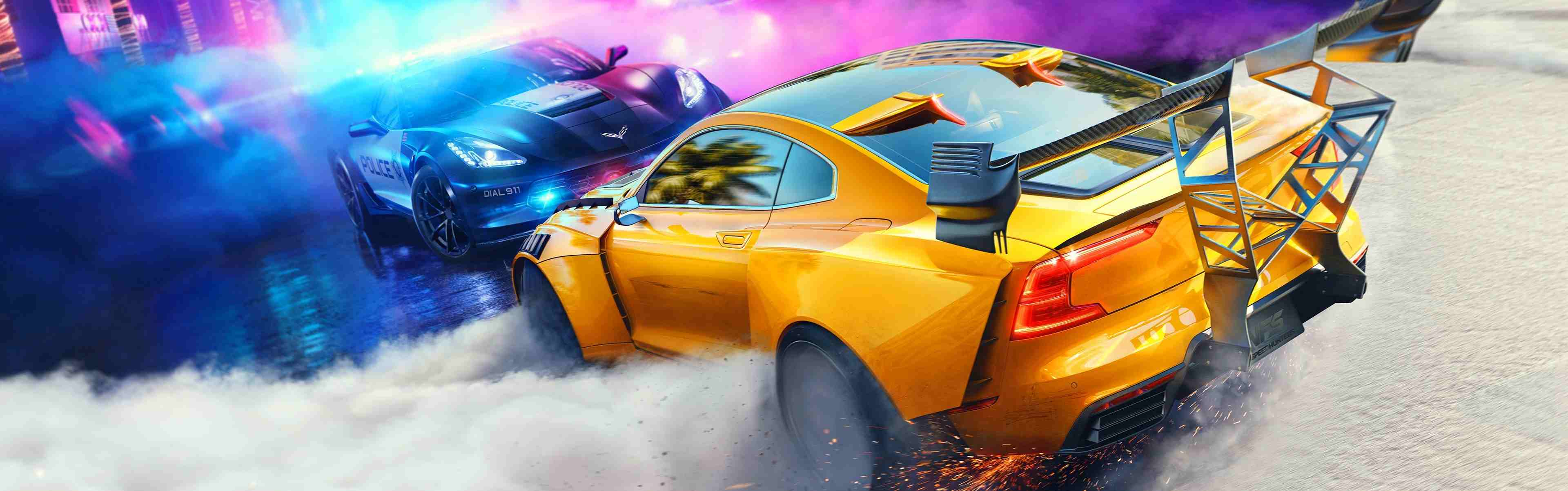 Need for Speed: Heat Origin Key GLOBAL