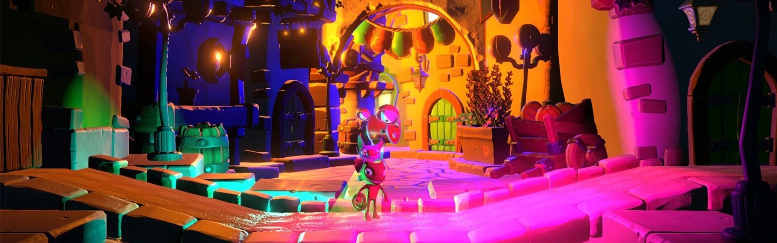 Yooka-Laylee and the Impossible Lair Steam Key GLOBAL