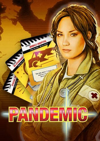 Pandemic: On the Brink - Roles & Events (DLC) (PC) Steam Key GLOBAL