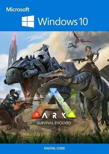 ARK: Survival Evolved - Windows 10 Store Key UNITED STATES