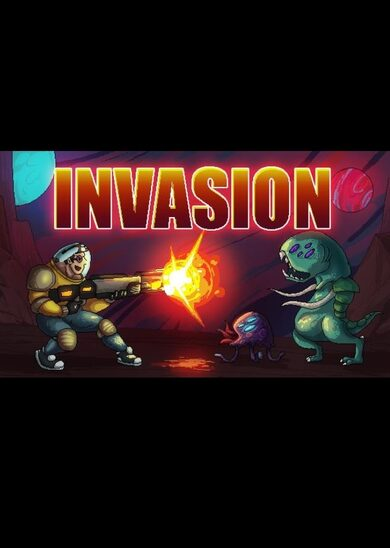 Invasion Steam Key GLOBAL