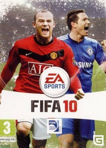 FIFA 10 Origin Key GLOBAL