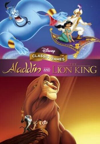 Disney Classic Games: Aladdin and The Lion King Steam Key GLOBAL