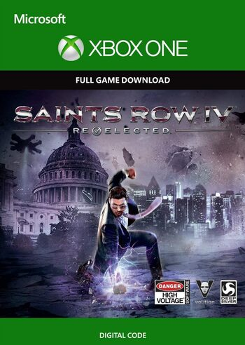 Saints Row IV: Re-Elected (Xbox One) Xbox Live Key UNITED STATES