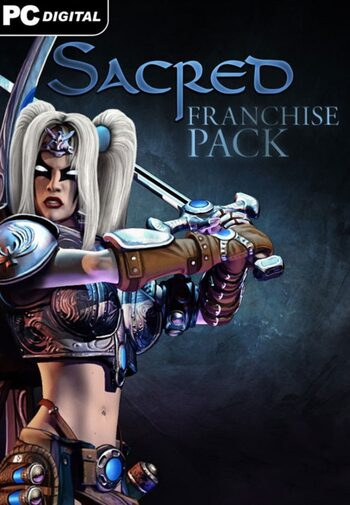 Sacred - Franchise Pack Steam Key GLOBAL
