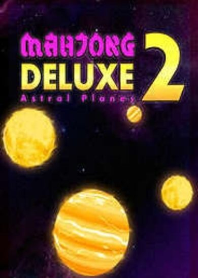 Mahjong Deluxe 2: Astral Planes Steam Key GLOBAL