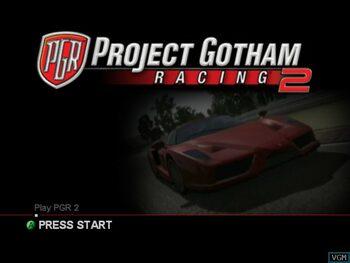 Project Gotham Racing 2 Xbox