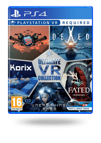 Ultimate VR Collection PlayStation 4