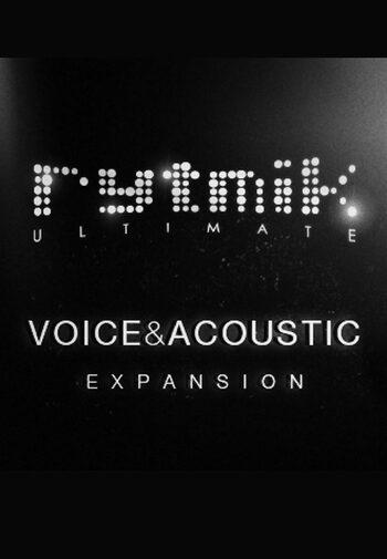 Rytmik Ultimate – Voice & Acoustic Expansion (DLC) Steam Key GLOBAL