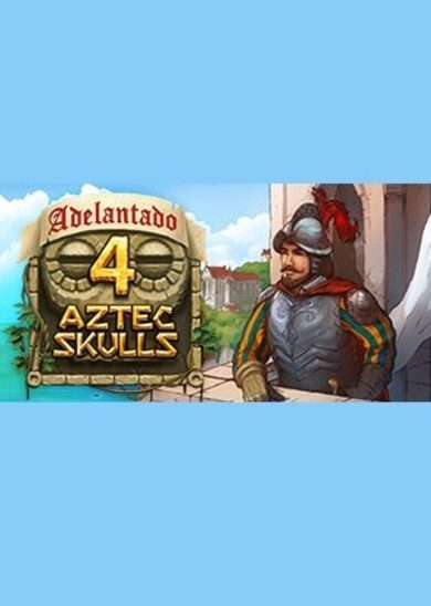 Adelantado 4 Aztec Skulls Steam Key GLOBAL