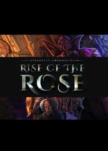 SteamCity Chronicles - Rise Of The Rose Steam Key GLOBAL