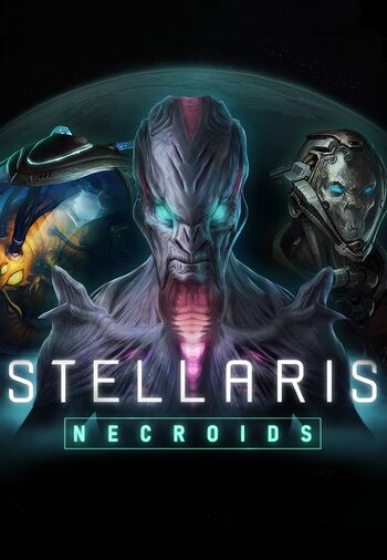 Stellaris: Necroids Species Pack (DLC) Steam Key GLOBAL