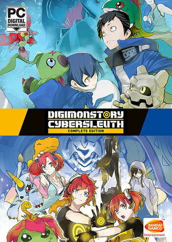 Digimon Story Cyber Sleuth (Complete Edition) Steam Key GLOBAL