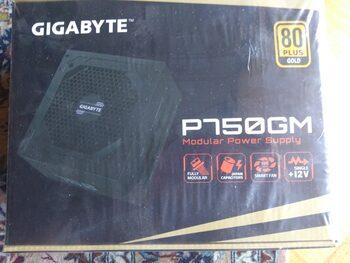 Gigabyte P750GM ATX 750 W 80+ Gold Modular PSU