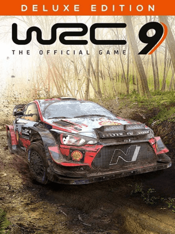 WRC 9: FIA World Rally Championship Deluxe Edition Epic Games Key GLOBAL