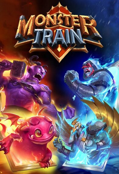 Monster Train Steam Key GLOBAL