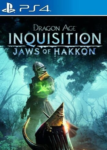 Dragon Age: Inquisition - Jaws of Hakkon (DLC) (PS4) PSN Key FRANCE