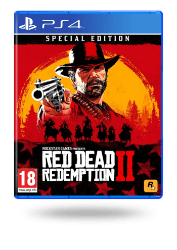 The Red Dead Redemption 2: Special Edition PlayStation 4