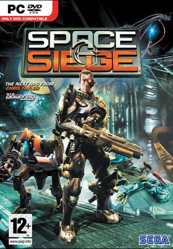 Space Siege Steam Key GLOBAL