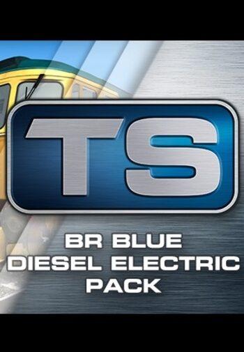 Train Simulator: BR Blue Diesel Electric Pack Loco (DLC) Steam Key GLOBAL