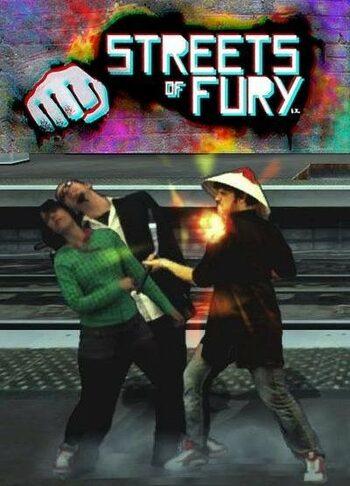 Streets of Fury EX Steam Key GLOBAL