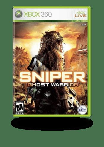 Sniper: Ghost Warrior Xbox 360