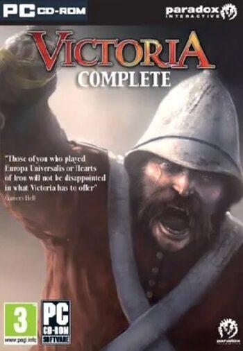 Victoria I Complete Steam Key GLOBAL