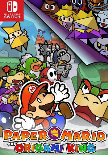 Paper Mario: The Origami King (Nintendo Switch) eShop Key UNITED STATES
