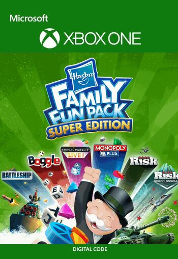 Hasbro Family Fun Pack - Super Edition XBOX LIVE Key UNITED STATES