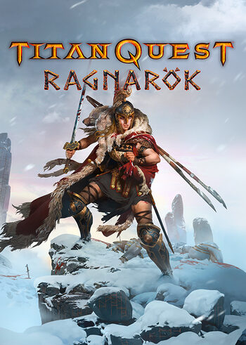 Titan Quest - Ragnarok (DLC) Steam Key GLOBAL