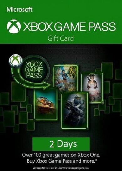 Xbox Game Pass 2 Days TRIAL Xbox Live Key UNITED STATES