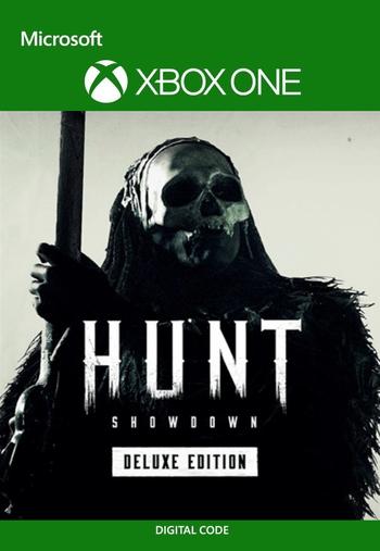 Hunt: Showdown - Deluxe Edition XBOX LIVE Key UNITED STATES