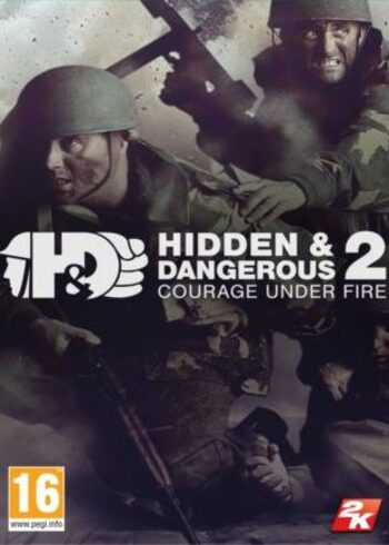 Hidden & Dangerous 2: Courage Under Fire Gog.com Key GLOBAL