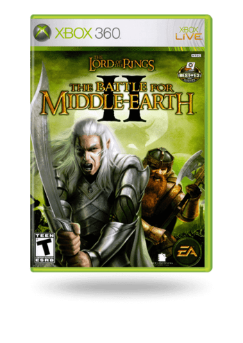 The Lord of the Rings: The Battle for Middle-earth 2 Xbox 360