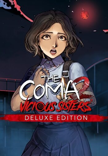 The Coma 2: Vicious Deluxe Edition Sisters Steam Key GLOBAL
